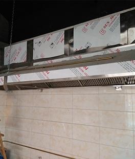 酒店厨房环保设备