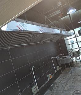 山东酒店厨房排风设备