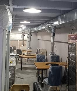 厨房排烟净化