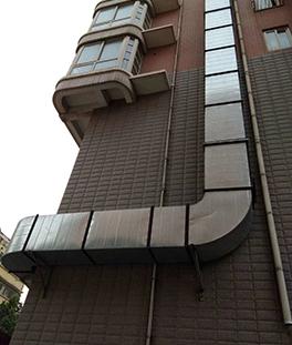 济南酒店厨房排烟