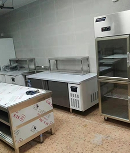 济南酒店厨房设备