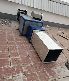 济南饭店厨房排烟风柜