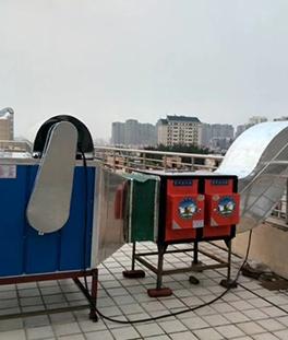 济南厨房排烟箱式风柜