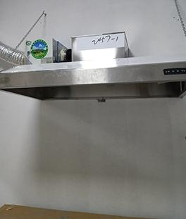 不锈钢一体机排烟罩