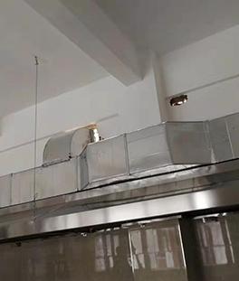 酒店排烟通风设备