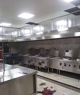 济南厨房排烟罩