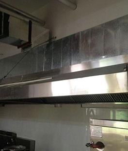济南饭店排烟罩