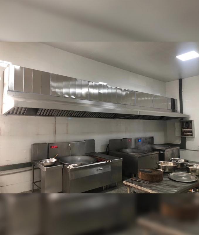 济南厨房环保排烟